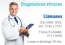 Hospital M�dica Sur. Resonancia Magn�tica: Diagn�sticos eficaces. Ll�manos (55)54247200 ext 7230, Lada sin costo 018005010101